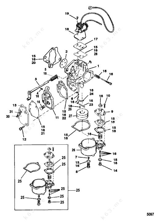 Mariner 25 Hp Manual