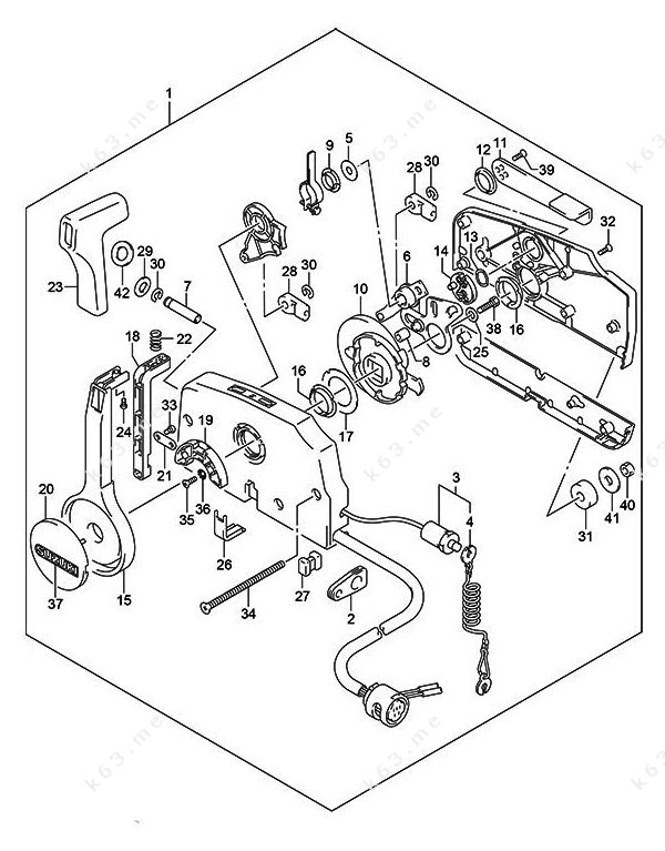 suzuki samurai parts catalog