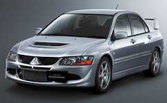 2003 Mitsubishi Lancer Evolution Factory Service Manual